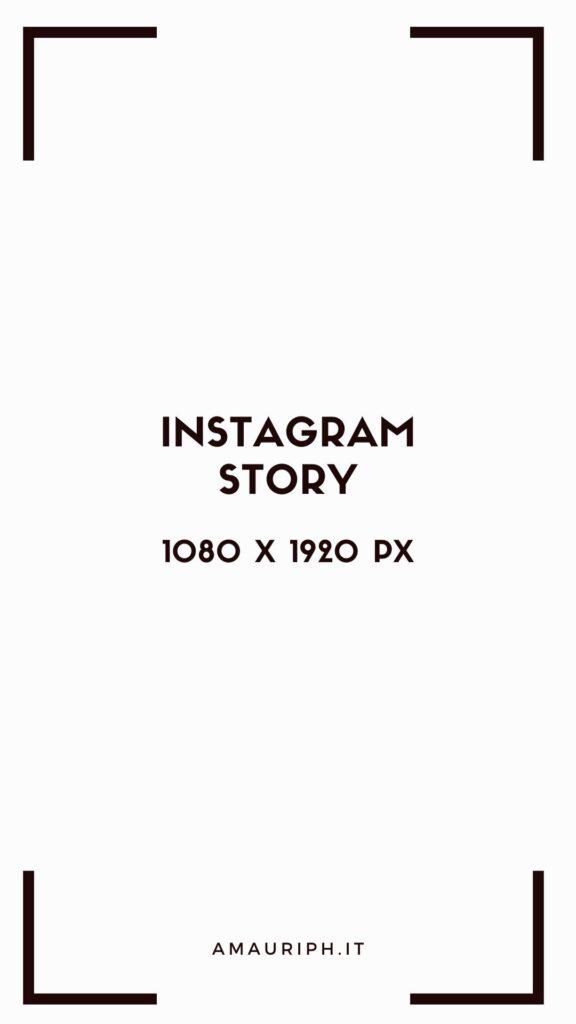 formato instagram story
