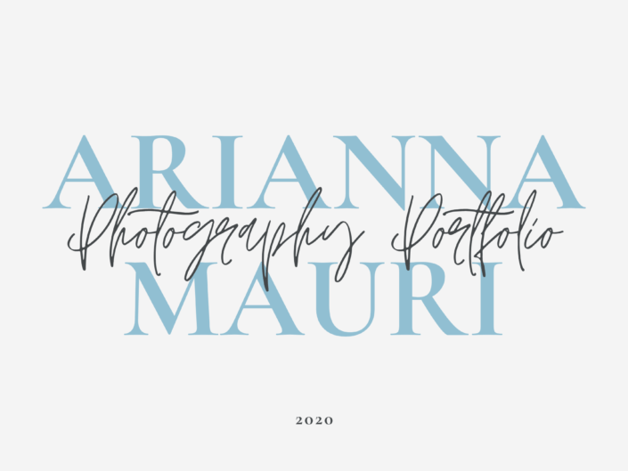 Arianna Mauri Photography Portfolio