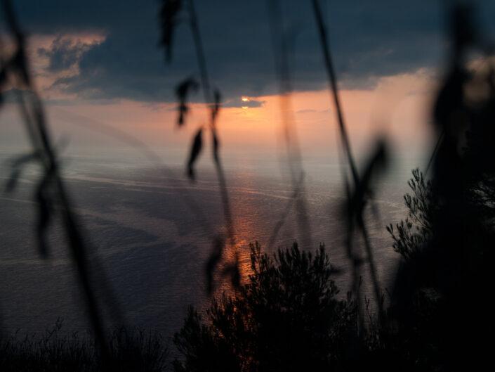 colla micheri fotografia paesaggio alba mare