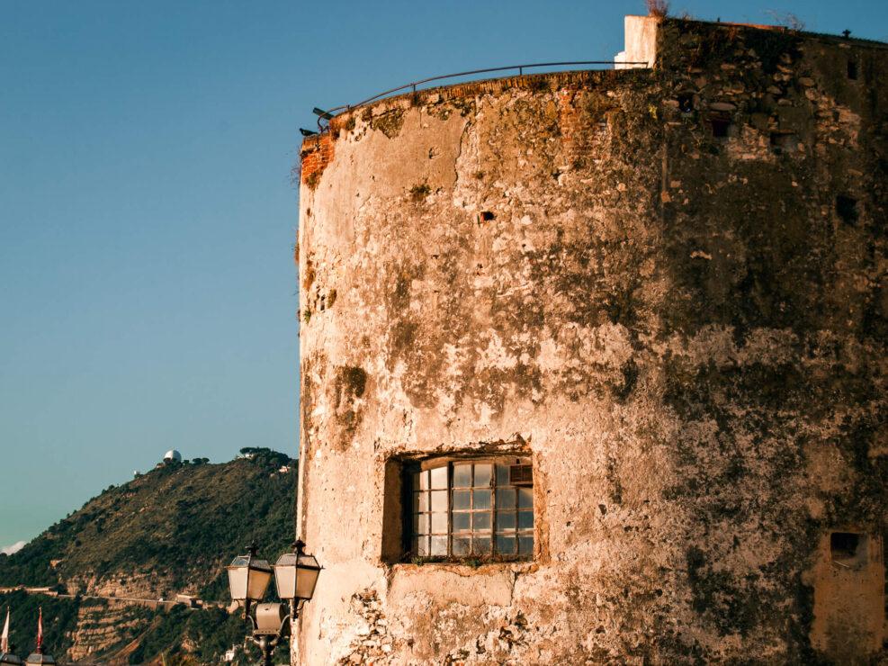 laigueglia torre fotografia
