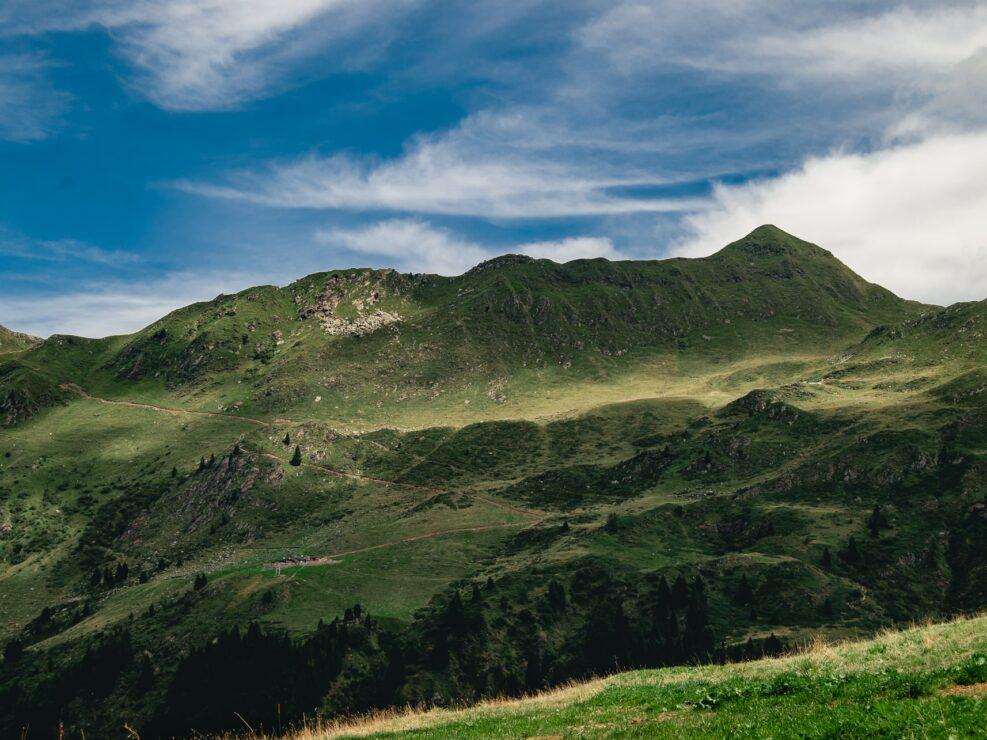 fotografia sentiero casere montagna landscape photo