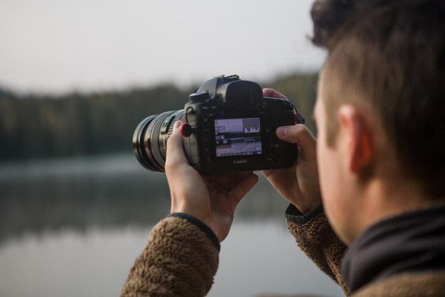 5 errori dei fotografi principianti guida
