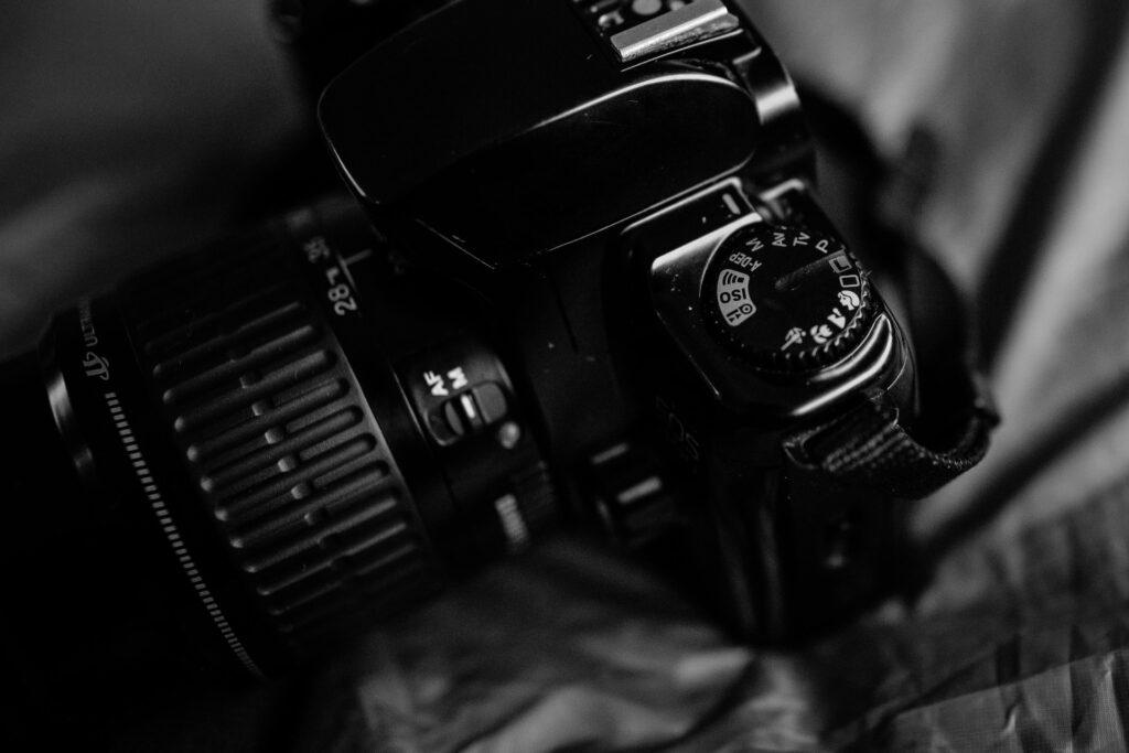 scattare modalità manuale fotografia